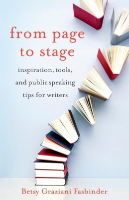 She Writes Press: From Page to Stage, Betsy Graziani Fasbinder