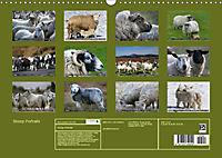 Sheep Portraits (Wall Calendar 2019 DIN A3 Landscape) - Produktdetailbild 13
