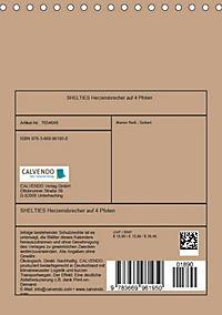 SHELTIES Herzensbrecher auf 4 Pfoten (Tischkalender 2019 DIN A5 hoch) - Produktdetailbild 13