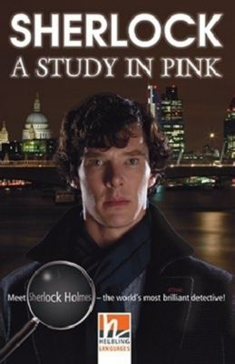 Sherlock - A Study in Pink, Class Set, Arthur Conan Doyle, Sam Taylor Wood, Paul Shipton