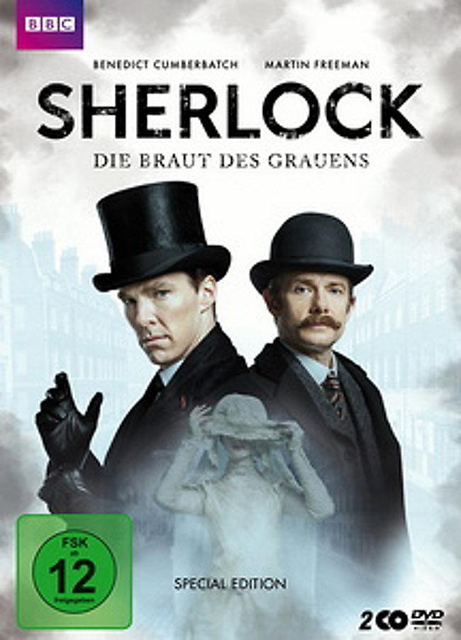 Sherlock: Die Braut des Grauens DVD bei Weltbild.de bestellen