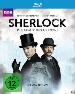 Sherlock - Die Braut des Grauens, Benedict Cumberbatch, Martin Freeman