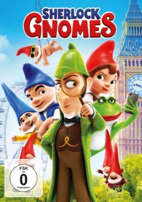 Sherlock Gnomes, Keine Informationen