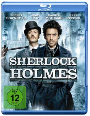 Sherlock Holmes, Michael Robert Johnson, Anthony Peckham, Simon Kinberg, Lionel Wigram, Arthur Conan Doyle