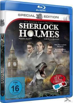 Sherlock Holmes 3D-Edition, Paul Bales