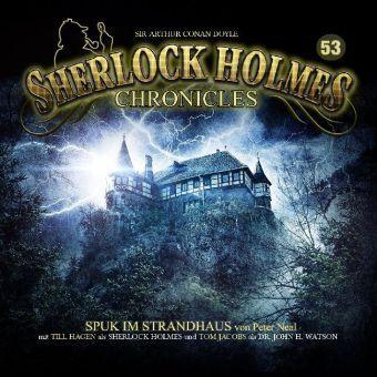 Sherlock Holmes Chronicles - Spuk im Strandhaus, 1 Audio-CD, Peter Neal