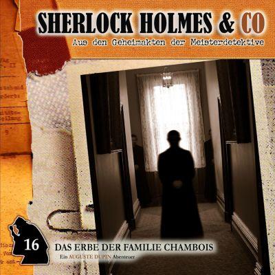Sherlock Holmes & Co: Sherlock Holmes & Co, Folge 16: Das Erbe der Familie Chambois, Edgar Allan Poe