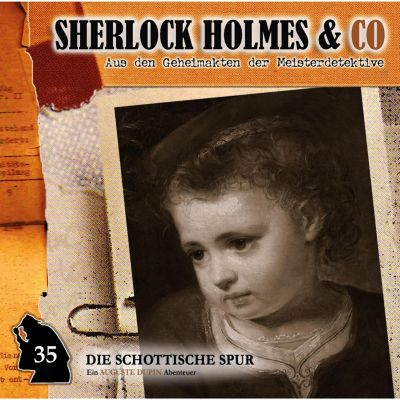 Sherlock Holmes & Co: Sherlock Holmes & Co, Folge 35: Die schottische Spur, Markus Duschek