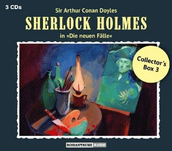 Sherlock Holmes Collector's Box, 3 Audio-CDs, Sherlock Holmes