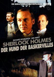Sherlock Holmes - Der Hund der Baskervilles, DVD, Arthur Conan Doyle