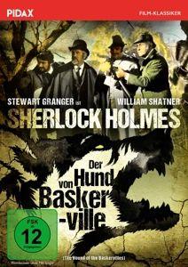 Sherlock Holmes: Der Hund Von Baske, William Shatner