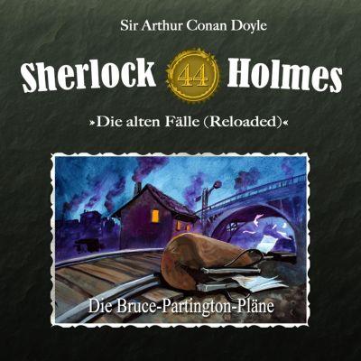 Sherlock Holmes, Die alten Fälle (Reloaded): Sherlock Holmes, Die alten Fälle (Reloaded), Fall 44: Die Bruce-Partington-Pläne, Sir Arthur Conan Doyle, Imke Noack