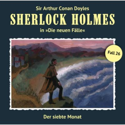 Sherlock Holmes, Die neuen Fälle: Sherlock Holmes, Die neuen Fälle, Fall 26: Der siebte Monat, Eric Niemann