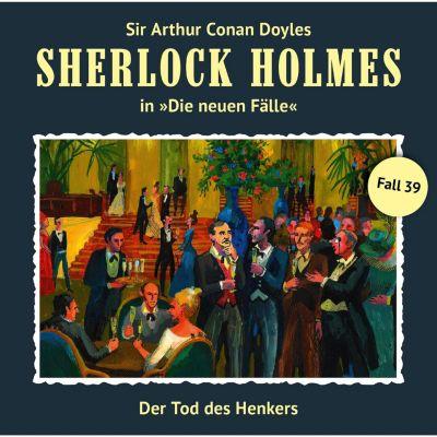 Sherlock Holmes, Die neuen Fälle: Sherlock Holmes, Die neuen Fälle, Fall 39: Der Tod des Henkers, Marc Freund