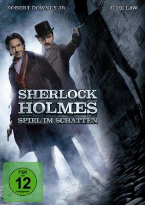 Sherlock Holmes: Spiel im Schatten, Arthur Conan Doyle