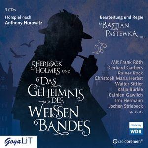 Sherlock Holmes Und Das Geheimnis Des Weissen Band, Diverse Interpreten