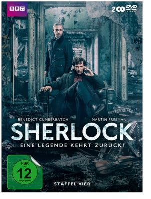 Sherlock - Staffel 4, Benedict Cumberbatch, Martin Freeman