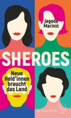 Sheroes - Jagoda Marinic |