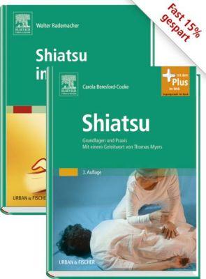 Shiatsu-Paket, 2 Bde., Carola Beresford-Cooke, Walter Rademacher