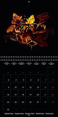 Shimmering drawings (Wall Calendar 2019 300 × 300 mm Square) - Produktdetailbild 9