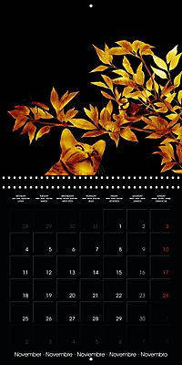 Shimmering drawings (Wall Calendar 2019 300 × 300 mm Square) - Produktdetailbild 11