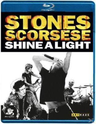 Shine a Light, The Rolling Stones
