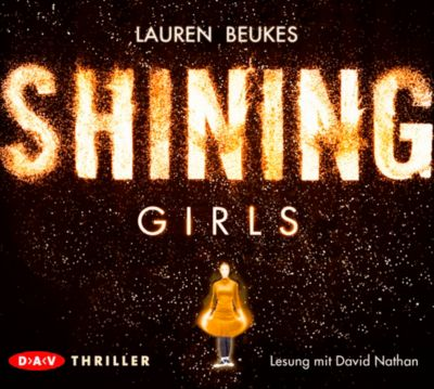 Shining Girls, 5 Audio-CDs, Lauren Beukes