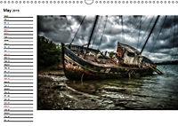 Ships and wrecks (Wall Calendar 2019 DIN A3 Landscape) - Produktdetailbild 5