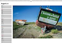Ships and wrecks (Wall Calendar 2019 DIN A3 Landscape) - Produktdetailbild 8