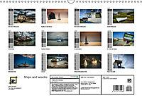 Ships and wrecks (Wall Calendar 2019 DIN A3 Landscape) - Produktdetailbild 13