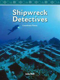 Shipwreck Detectives, Julia Wall