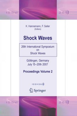 Shock Waves, Friedrich Seiler, Klaus Hannemann
