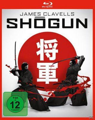 Shogun, Toshiro Mifune,Yoko Shimada Richard Chamberlain