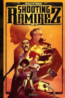 Shooting Ramirez - 1. Akt - Nicolas Petrimaux pdf epub