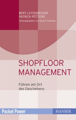 Shopfloor Management, Bert Leyendecker, Patrick Pötters