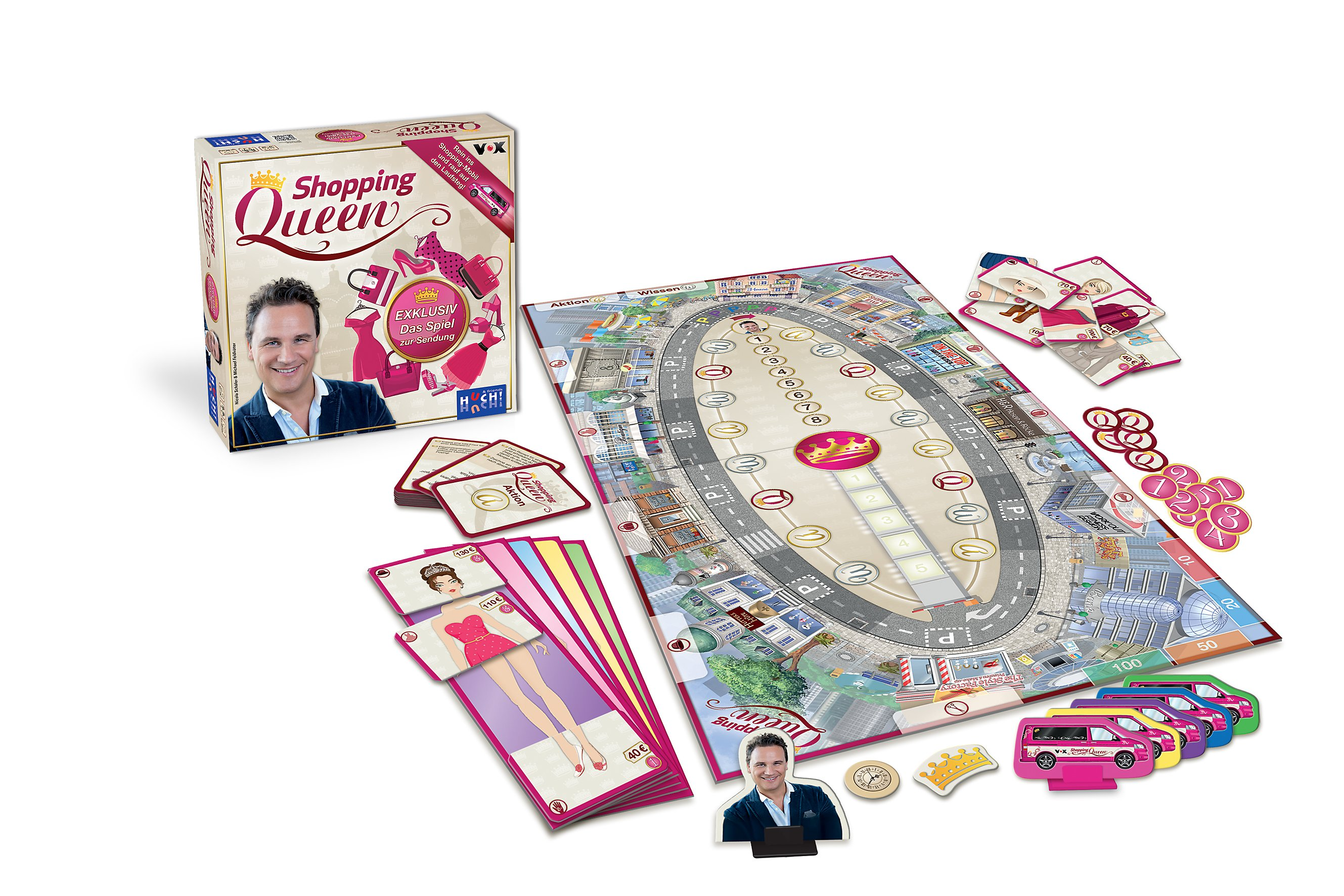 Shopping Queen Spiele