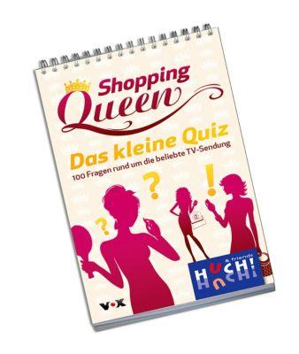 Shopping Queen (Spiel), Das kleine Quiz