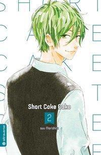Short Cake Cake - suu Morishita |