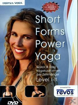 Short forms Power Yoga, Diverse Interpreten