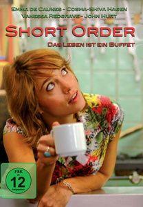Short Order - Das Leben ist ein Buffet, Emma de Caunes, Cosma Shiva Hagen, Ouliankina