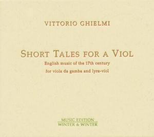 Short Tales for a Viola, Vittorio Ghielmi