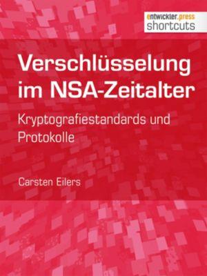 shortcuts: Verschlüsselung im NSA-Zeitalter, Carsten Eilers