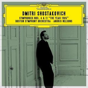 Shostakovich Sinfonien 4 & 11 The Year 1905, Dmitrij Schostakowitsch