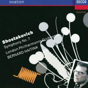 Shostakovich: Symphony No.7 Leningrad, Bernard Haitink, Lpo