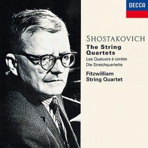 Shostakovich: The String Quartets, Fitzwilliam String Quartet