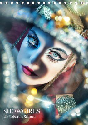 Showgirls - das Leben als Kabarett (Tischkalender 2019 DIN A5 hoch), Jamari Lior