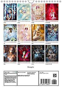 Showgirls - das Leben als Kabarett (Wandkalender 2019 DIN A4 hoch) - Produktdetailbild 3