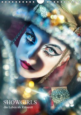 Showgirls - das Leben als Kabarett (Wandkalender 2019 DIN A4 hoch), Jamari Lior