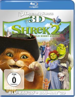Shrek 2 - 3D-Version, David N. Weiss, Joe Stillman, J. David Stern