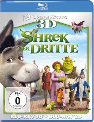 Shrek der Dritte - 3D-Version, Andrew Adamson, Howard Michael Gould, Jeffrey Price, Peter S. Seaman, Jon Zack